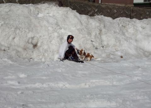 スノーボード講習2